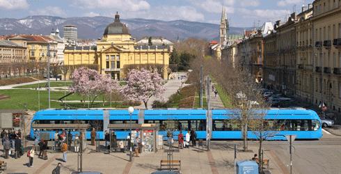Pretvarač za tramvaj