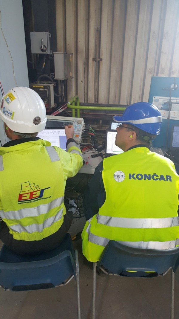 First KONČAR Voltage Regulators in the UK